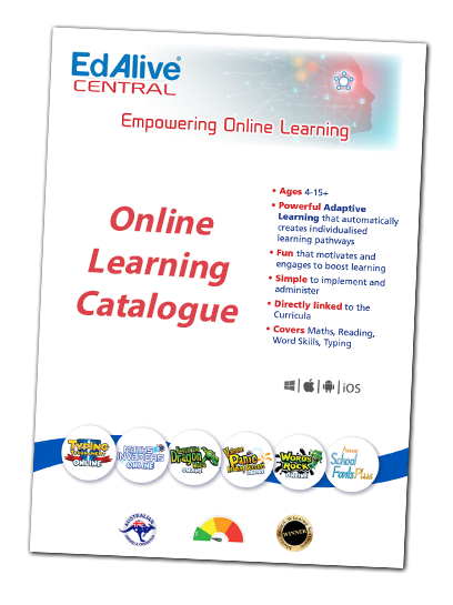 Download the EdAlive Online Learning PDF Catalogue here